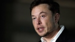In a Thursday, June 14, 2018 file photo, Tesla CEO and founder of the Boring Company Elon Musk speaks at a news conference, in Chicago.  (AP Photo/Kiichiro Sato, File)