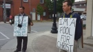 Proposed bylaw targets street preachers