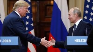 CTV News: Fallout after Trump-Putin summit