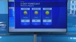 Cooler temperatures following much-needed rain