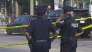 police activity