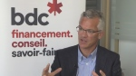 Business Development Bank of Canada CEO