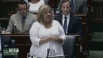 Lisa Thompson question period