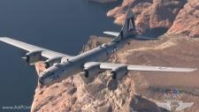 War bomber