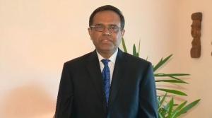 International relations professor T.V. Paul
