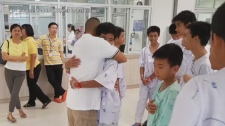 thai boys reunion with doctor