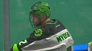 Rush lose two with NLL expansion draft