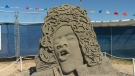 A proud highlight of the Parksville community, the competition brings in many world-class sand sculptors from around the globe to Vancouver Island each year.