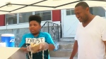 This 13-year-old's hot dog stand became so success