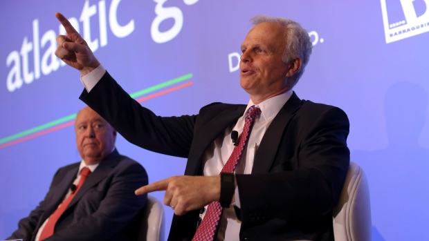 American-Brazilian businessman David Neeleman