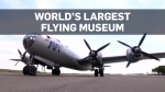World's largest flying museum has landed in Canada
