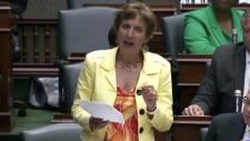 Ontario Health Critic speaks on wait times