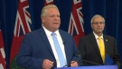 Doug Ford speaking
