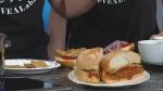 Best veal sandwich award winners show their stuff