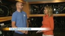Cycling Ideas in Calgary