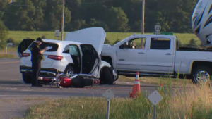 Police responded to a multi-vehicle collision on July 15 that resulted in the death of Larry Shepherd.