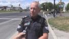 Tim Burtt, Traffic Sergeant for Sudbury police