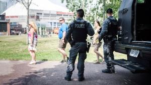 CFTO, police