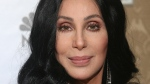 Pop legend Cher. © AFP PHOTO / Valerie Macon