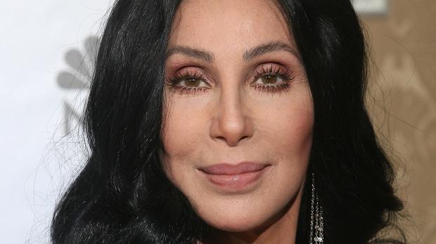 Pop legend Cher. © AFP PHOTO / Valerie Macon