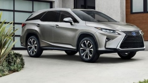 The 2018 Lexus RX is assembled in Japan, which means it will soon be subject to lower tariffs for European consumers. (Lexus)
