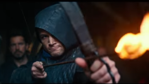 First Trailer For Taron Egerton's 'Robin Hood' Released Online