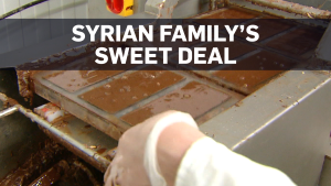Syria refugee family in Canada gets sweet deal
