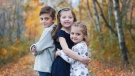 Maximos, Maya, and Marina Finley-Mavraganis were kidnapped in April 2018 from the Gatineau area of Quebec.