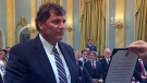 CTV News Channel: Dominic LeBlanc sworn in