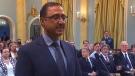CTV News Channel: Amarjeet Sohi sworn in