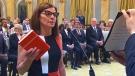 CTV News Channel: Filomena Tassi sworn in