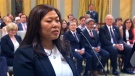 CTV News Channel: Mary Ng sworn in