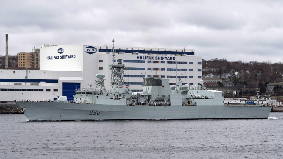 HMCS Ville de Quebec
