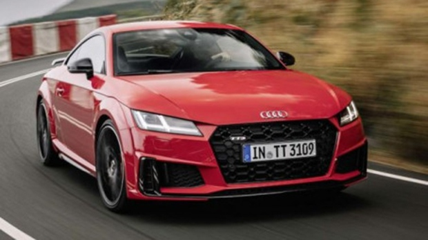 Audi gives TT facelift for 20th anniversary