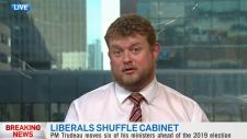 NDP MP Daniel Blaikie
