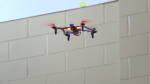 Derek Robinson teaches his geography students how to use and operate drones efficiently and safely.