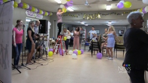 N.S. seniors dance the night away