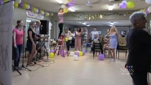 N.S. seniors dance the night away