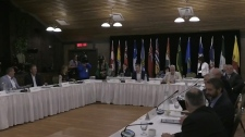 Canadian premiers gather in New Brunswick