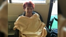 Grace Piccione, 94, waited more than eight hours on Monday for an ambulance to arrive at her home after she fell while walking to the bathroom.