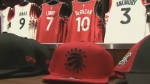 Raptors Demar DeRozan jersey