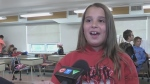 Kids in Timmins learn about news writing