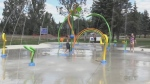 Are splash pads safer than the beach?