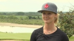 Saskatoon's Anna Young is preparing to play in her first LPGA event at what will be the tour's first-ever stop in Saskatchewan.