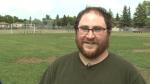 Local athlete recognizing inclusion