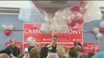Byelection win gives Liberals official party statu