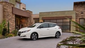 2019 Nissan Leaf (Nissan)