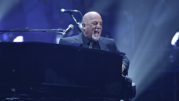 Bruce Springsteen Joins Billy Joel at 100th MSG Show