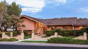 "This house was featured in the opening and closing credits of ""The Brady Bunch"". (Ernie Carswell & Partners)"