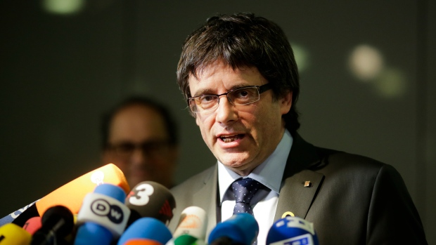 Spain drops extradition requests for Carles Puigdemont, other Catalan separatists
